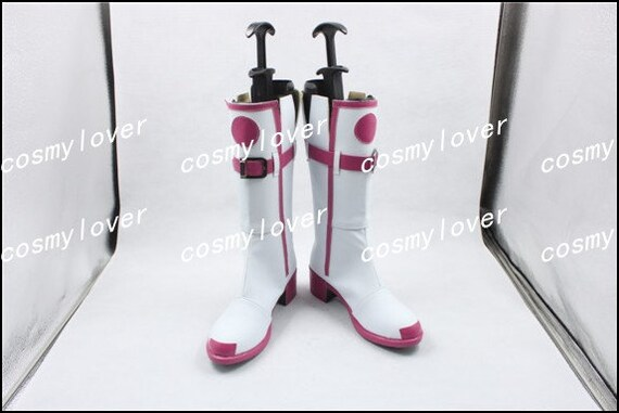 Custom Shoes Vocaloid Boots IA Made III Cosplay YwxHfEx