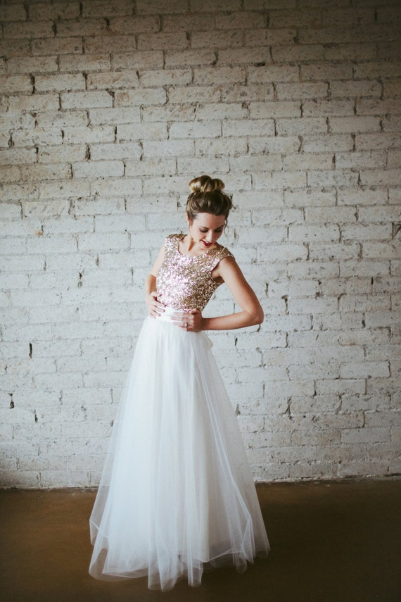 Beautiful Sparkley Wedding Dresses