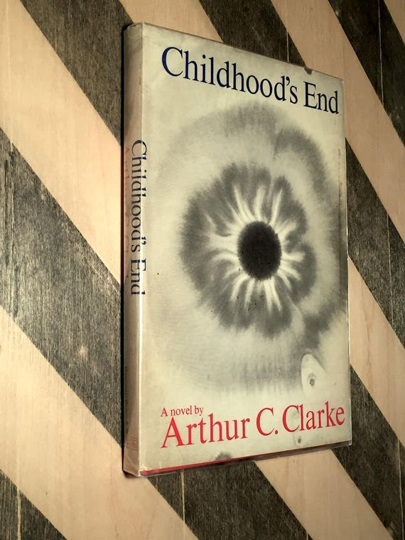 Childhood's End by Arthur C. Clarke (1953) hardcover book