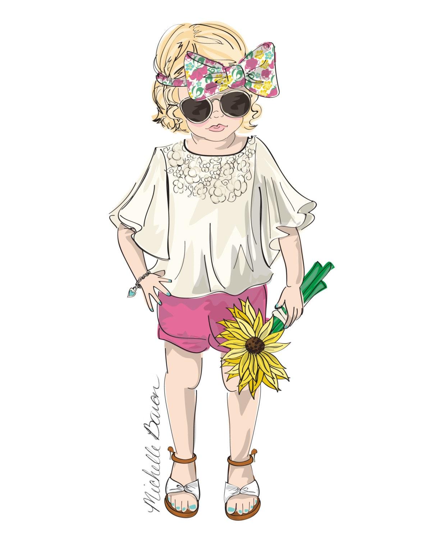 Fashion illustration for kids 88