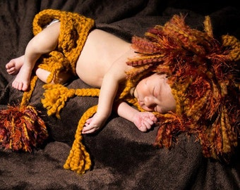 Baby Lion Outfit