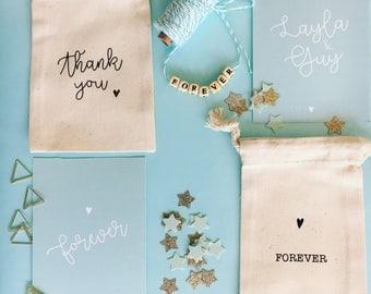 Favor bags bachelorette Wedding favors recovery bags recovery kit marriage weddingparty bachelorparty bride to be groom wedding invitation
