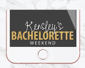 Bachelorette Party Geofilter, Snapchat Filter, Bachelorette Snapchat Filter, Bachelorette Idea, Bahchelorette Filter, On-Demand Geofilter