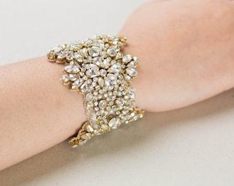 Wedding Bracelet - Viva Gold