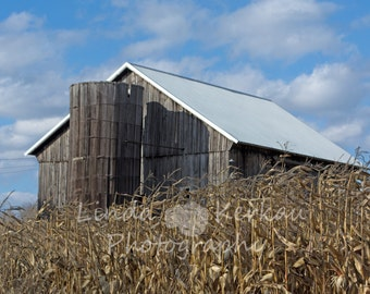Old Barn in Michigan