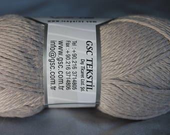 Pincushion, cotton, beige baby 27892