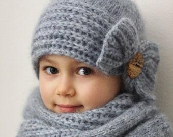 modele bonnet tricot adulte