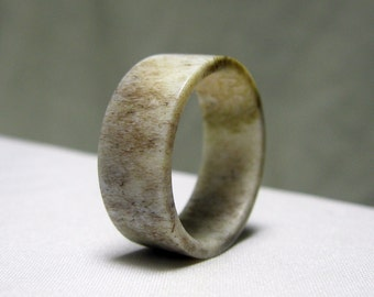 Antler Ring - Naturally Shed Deer Antler