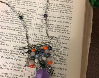 Vintage Styled Bohemian Necklace