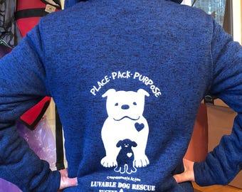 Blue Fleece lined sweatshirts!!