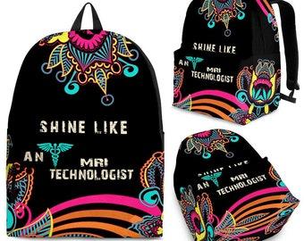 MRI Technologist Gift /  MRI Technologist Backpack /Mri Technologist Graduation Gift / Backpacks/Knapsack/Bags - Gift For MRI Technologist