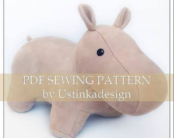 Stuffed toy pattern, Plushie pattern, Pdf pattern soft toy, Plush toy pattern, Plush pattern, Soft toy pdf, Softie pattern, Soft toys making