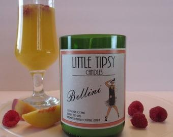 Little Tipsy Candles Bellini Fragrance