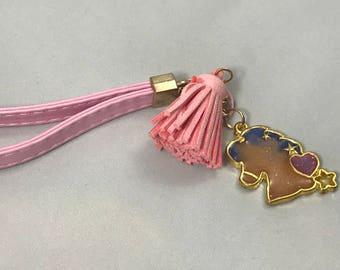 Magical Horse Phone Charm