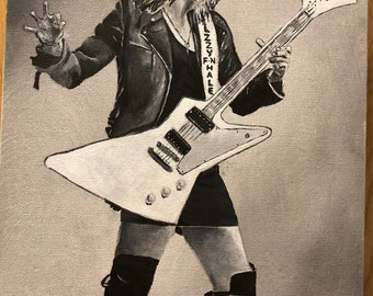 LZZY HALE painting