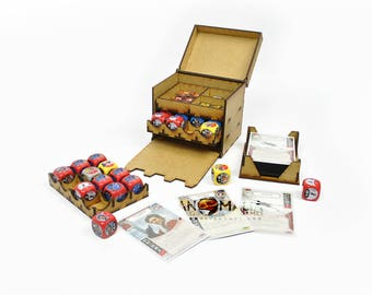 Anomalia Originals Star Wars Destiny Deck and Dice box