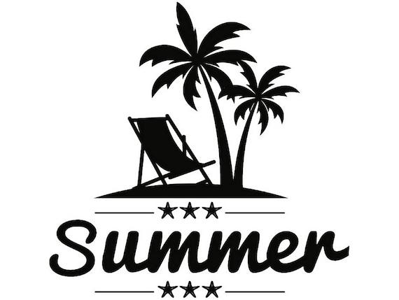 Summer Logo 3 Beach Nature Sun Surf Beach Paradise Sun