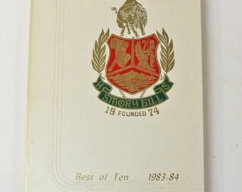 1983 Smoky Hill High School Yearbook, Best of Ten - Aurora, CO
