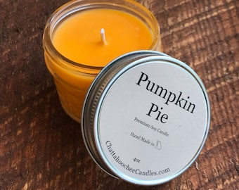 Fall Scented Candles   Soy Candles   Hand Poured Soy Wax Candles