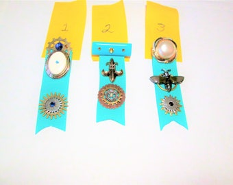 Steampunk Medals/Favours  group #5