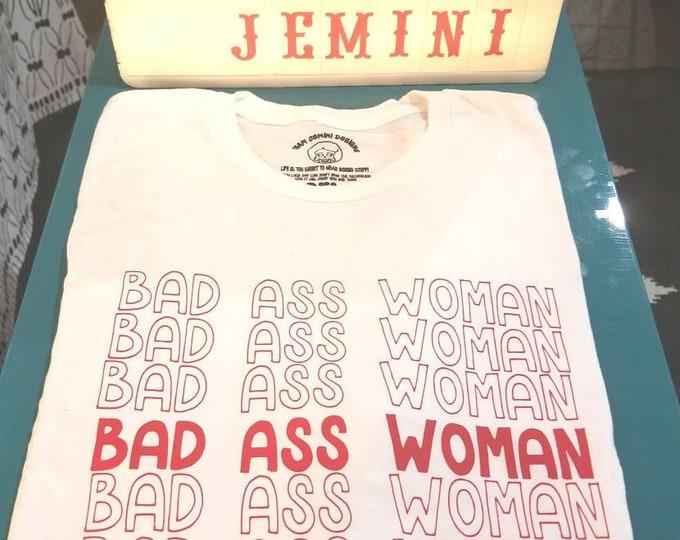 Bad Ass Woman