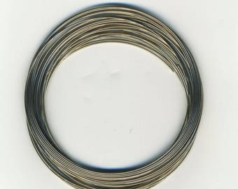 Memory wire form, 6 cm diameter, bracelets, jewelry supplies jewelry findings supplies