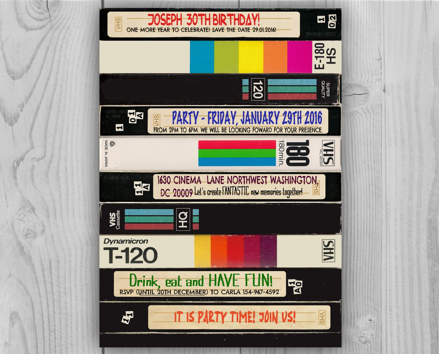 Cassette Tape Invitation Template Best Printable Invitation Design