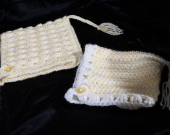 Baby Bonnet with Chin Strap