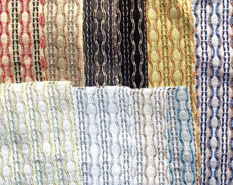 10 Fabric swatches