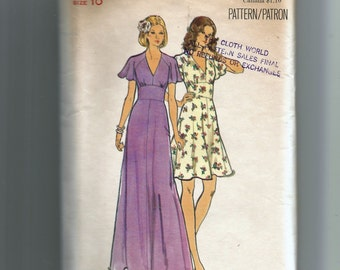 Butterick Misses' Dress Pattern 3731