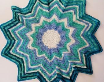 12 Point Star Lapghan