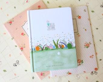 02 Bella Fattoria illustrated planner diary journal