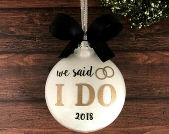 Gay Wedding Gift, Gay Wedding Ornament, Lesbian Wedding Gift, Gay Marriage Gift, LGBT Wedding, Gay Couples, Lesbian Couple, Lesbian Gift