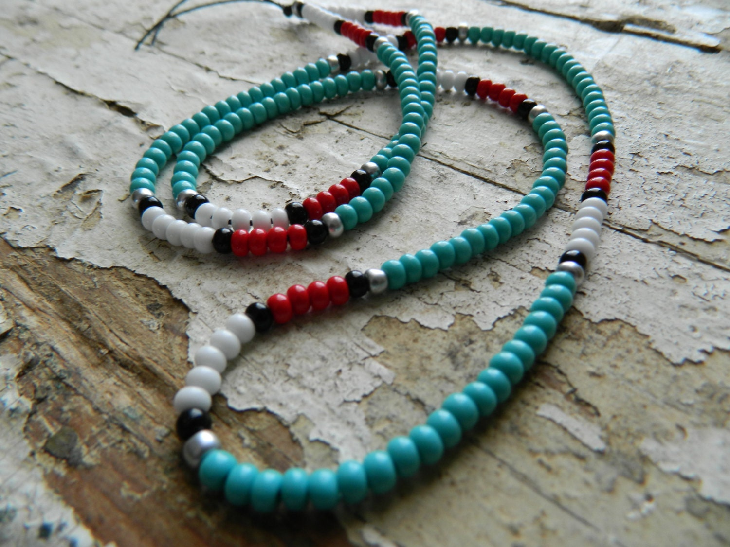 silver joe jewelry american necklace sterling pearls product al navajo native bead by