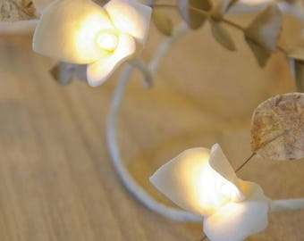 "Guirlande lumineuse ""Nature"" 10 leds - Collection Nude"