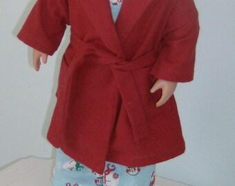 Free Shipping! 4 piece 18 inch Boy Doll Sleep set made to fit American Girl Boy Doll like Logan