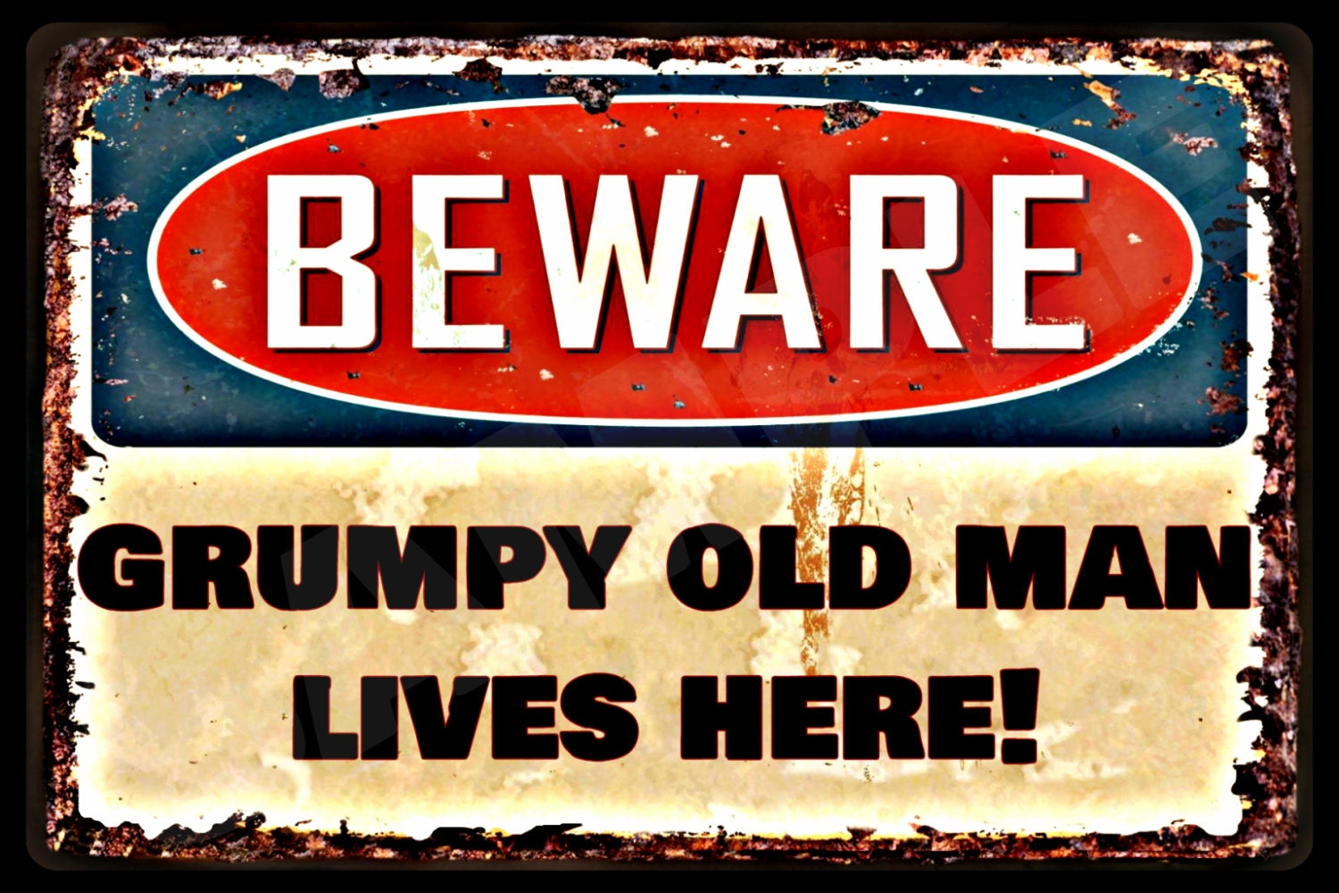 50 Off Special Sale Price 9 99 Warning Grumpy Old Man