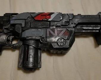 Mass Effect Rifle - Nerf Modification