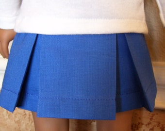 18 Inch Doll Clothes - Daisy Girl Scout Skirt