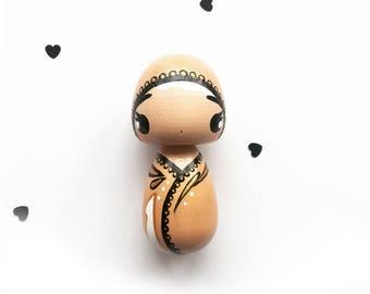 Kokeshi doll 2