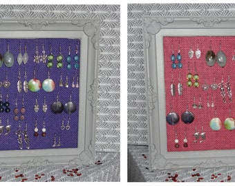 Earring Display Wall Hanging, Storage Stand