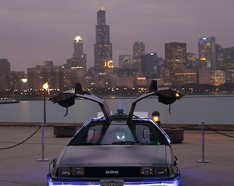 DeLorean Time Machine #3
