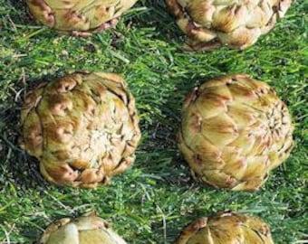Dried Artichokes - Small Artichokes