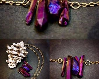 """""""Trinity"""" necklace"""