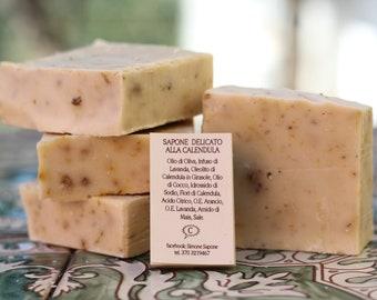 Mild Calendula Soap