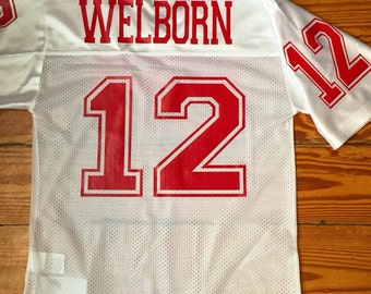 Youth Size- Personalized Jersey