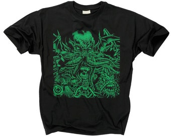 Innsmouth T shirt HP Lovecraft