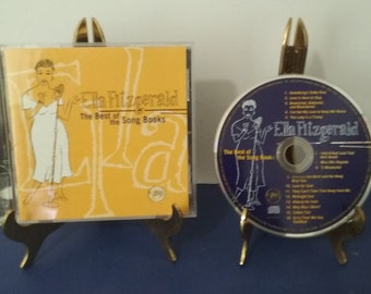 Ella Fitzgerald - The Best Of The Song Books - Circa 1993 - Compact Disc