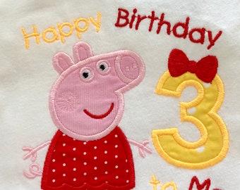 Peppa's Birthday