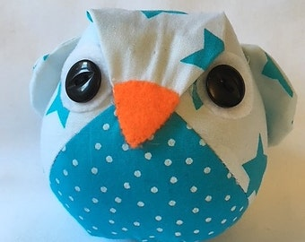 Soft owl. gift idea, for owl fans
